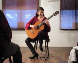 河野智美ギターリサイタル