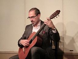 パブロ・マルケス-ギターリサイタル(大阪:豊中)