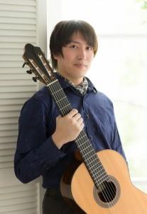 永田参男 ギター