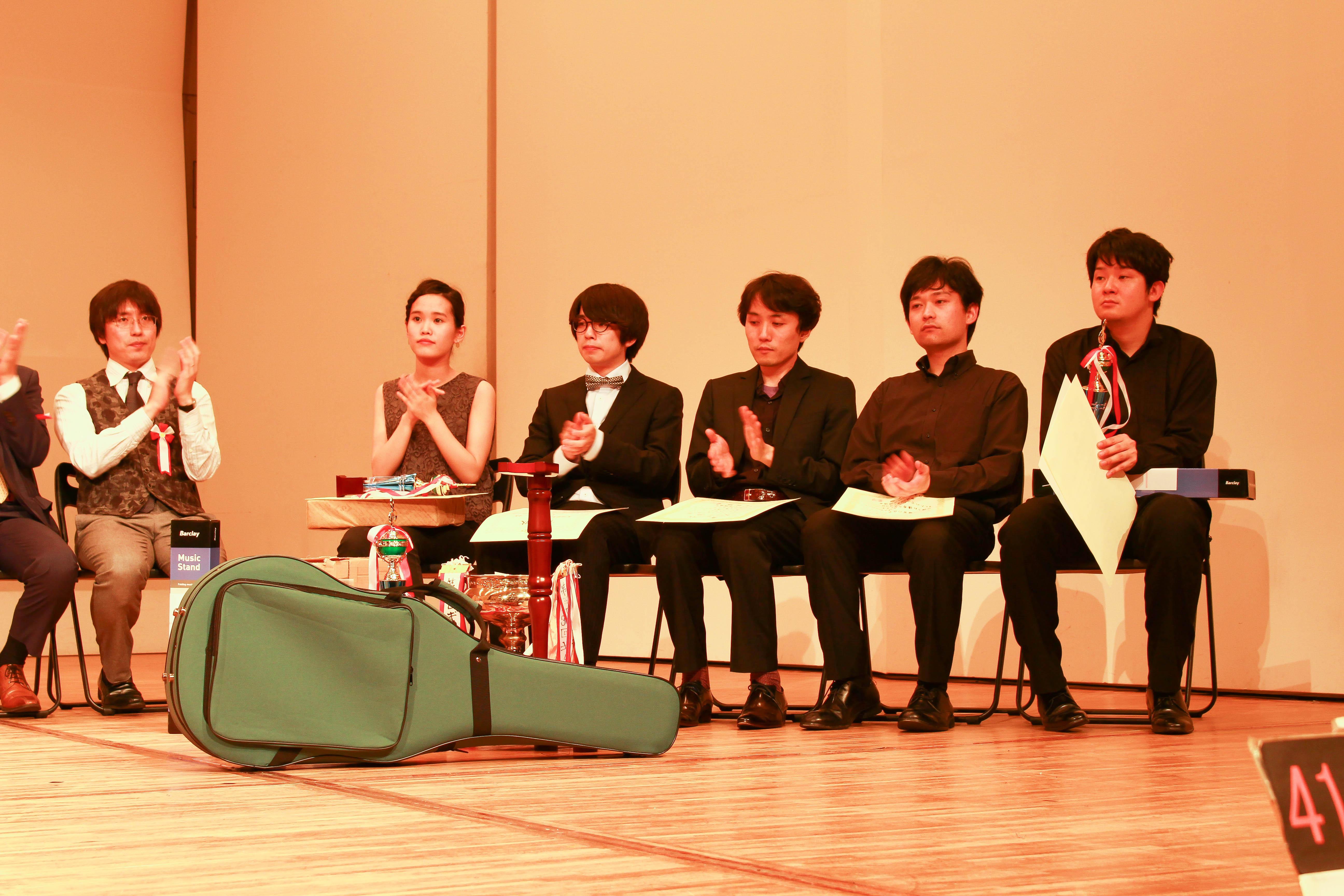 第41回ギター音楽大賞 授賞式2