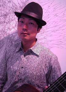 米阪隆広 ギター