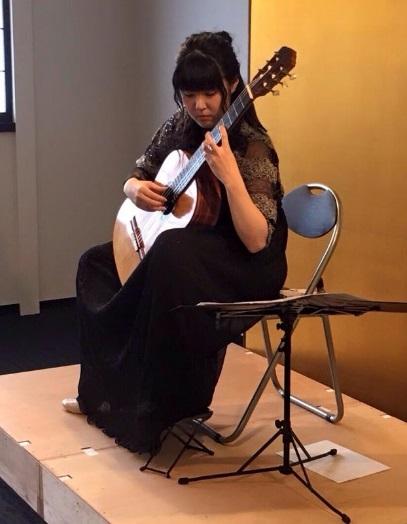 宇田奈津美 ギターリサイタル