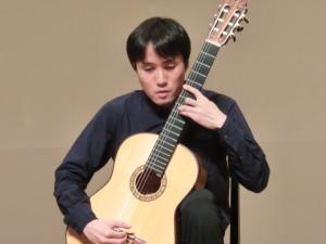 第42回ギター音楽大賞 本選賞.奥垣内健
