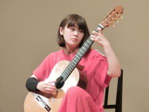 第43回ギター音楽大賞 尾崎琴音